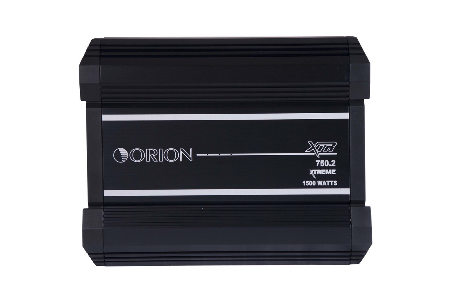 ORION XTR XTR750 2, 2 CHANNEL AMPLIFIER 750 WATTS RMS W/X-OVER