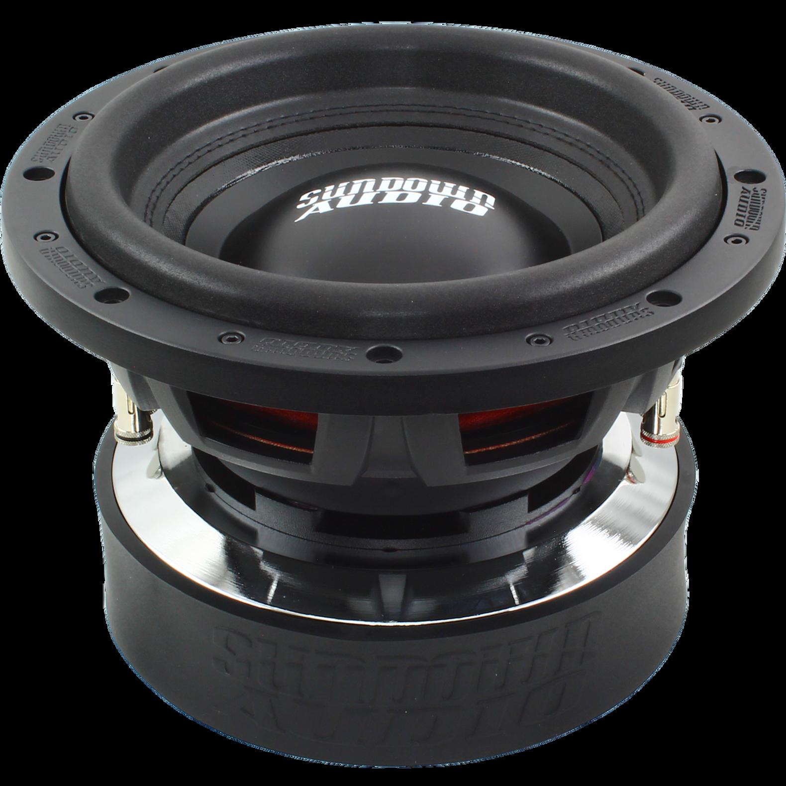 "Recessed Ported Subwoofer Box Sub Enclosure for 2 12/"" Sundown SA-12 Subs 35hz"