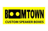 BoomTown Custom Speaker Boxes