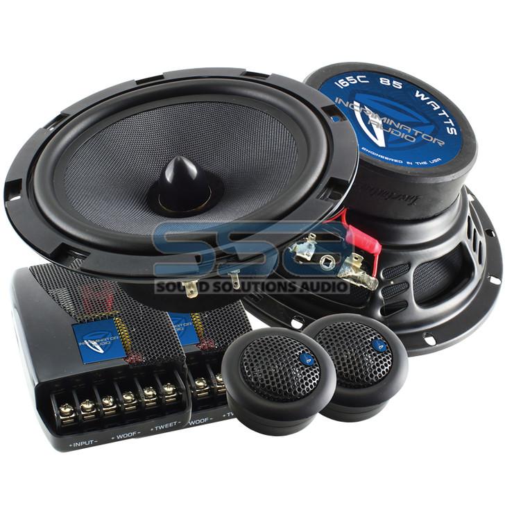 "Incriminator Audio I Series 6.5"" Components"