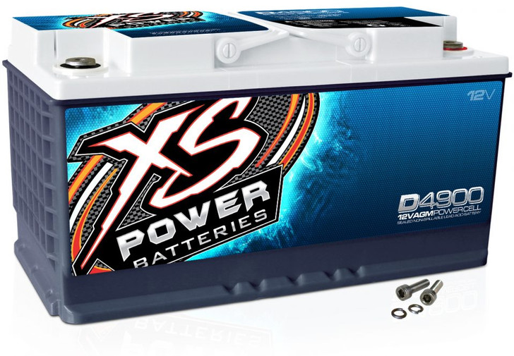 XS Power D4900 AGM Battery