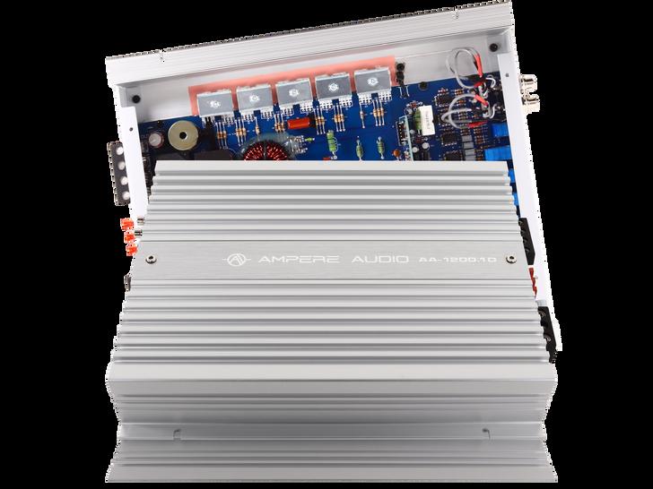 Ampere Audio AA-1200.1 1200w Mono Block Amplifier