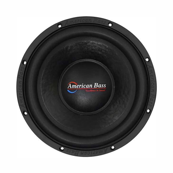 American Bass DX 12 Inch 250w RMS SVC 4 Ohm Subwoofer