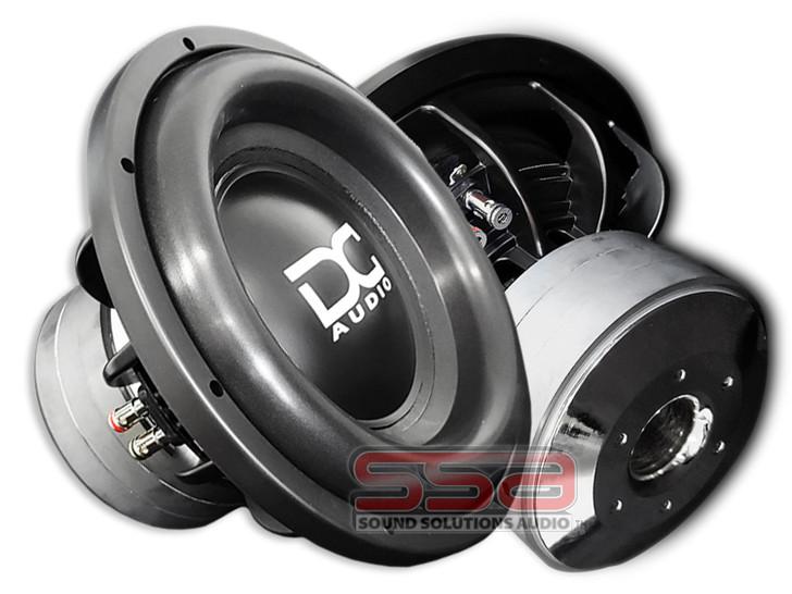 DC Audio Level 3 10 M3 1000w Subwoofer
