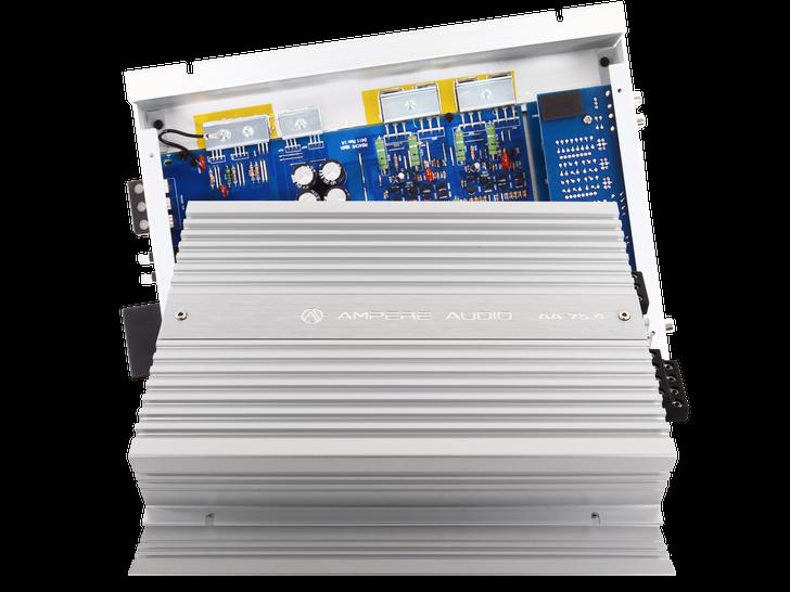 Ampere Audio AA-75.4 600w 4 Channel Amplifier