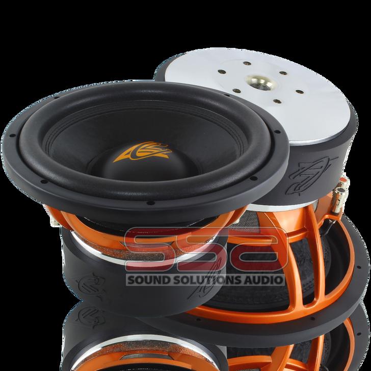 """Crescendo Audio FORTE 15"""" Subwoofer - 1000w RMS"""