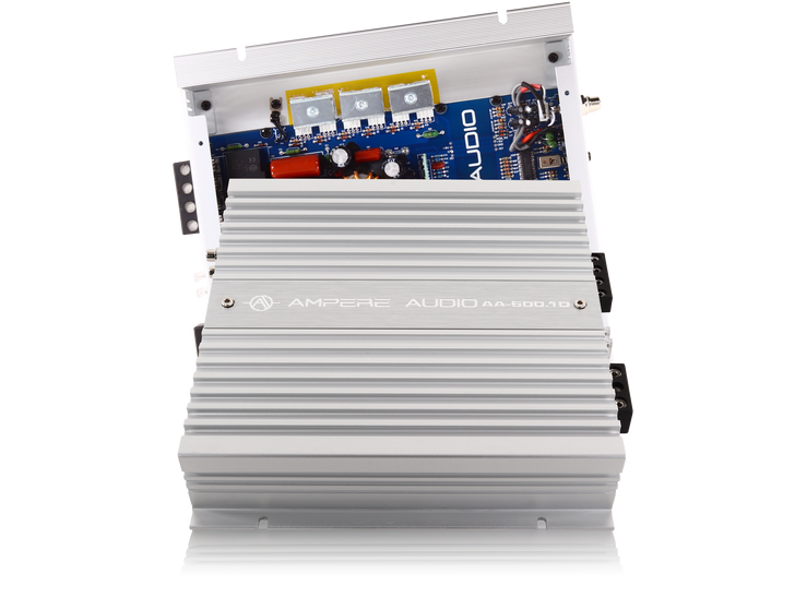 Ampere Audio AA-600.1 600w Mono Block Amplifier