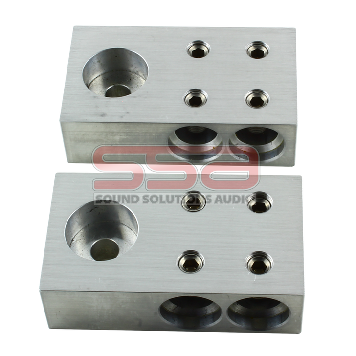 CNF DISTRIBUTION 4 2/0AWG INPUT BATTERY TERMINALS