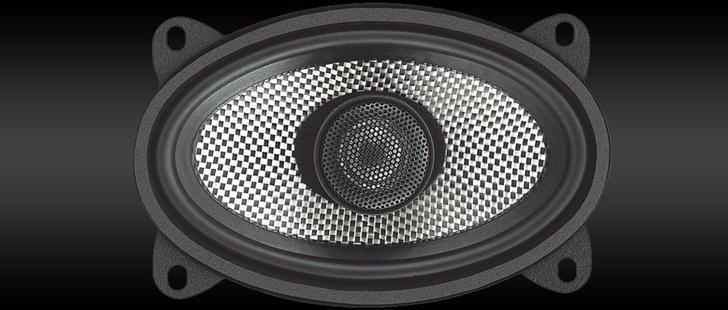 American Bass SQ 4.6 Full Range Speaker
