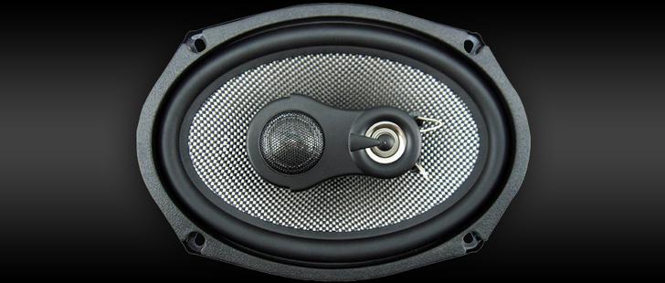 American Bass SQ 6X9 Full Range Speaker