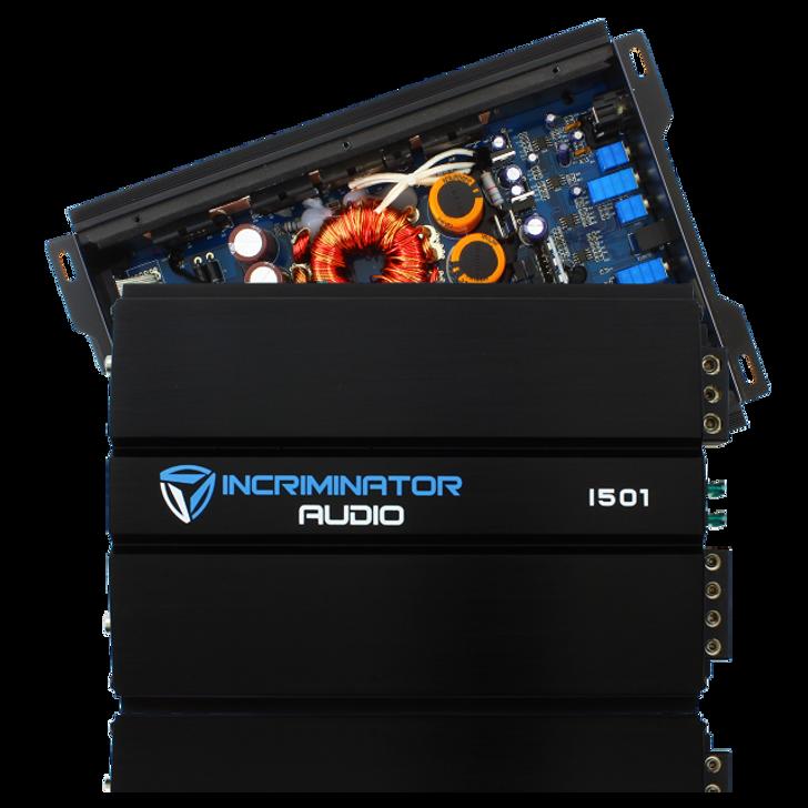 Incriminator Audio I501 500w Mono Block Amplifier