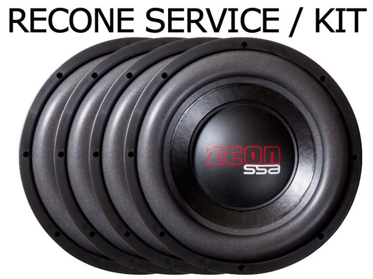 ZCON Recone Service / Kit