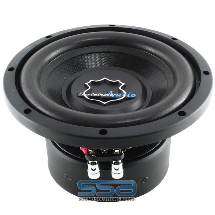 """I Series 8"""" 500RMS Subwoofer by Incriminator Audio®"""