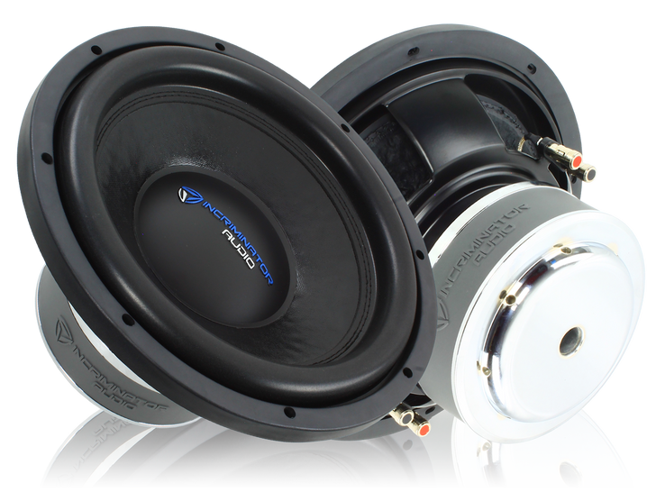 """I Series 10"""" 500RMS Subwoofer by Incriminator Audio®"""