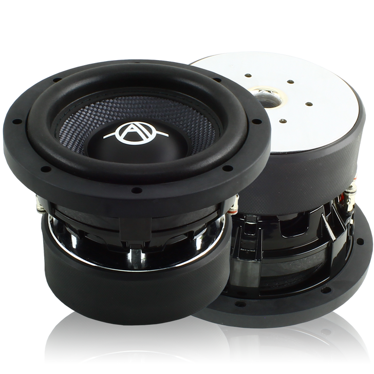 """Ampere Audio-2.5 RVE 6.5"""" 300w RMS Subwoofer"""
