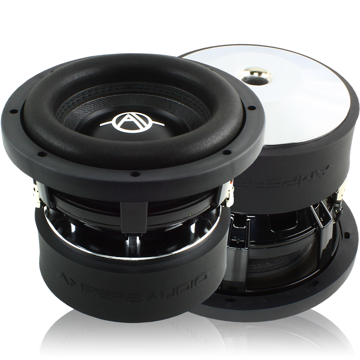 """Ampere Audio-2.5 RVE 8"""" 800w RMS Subwoofer"""