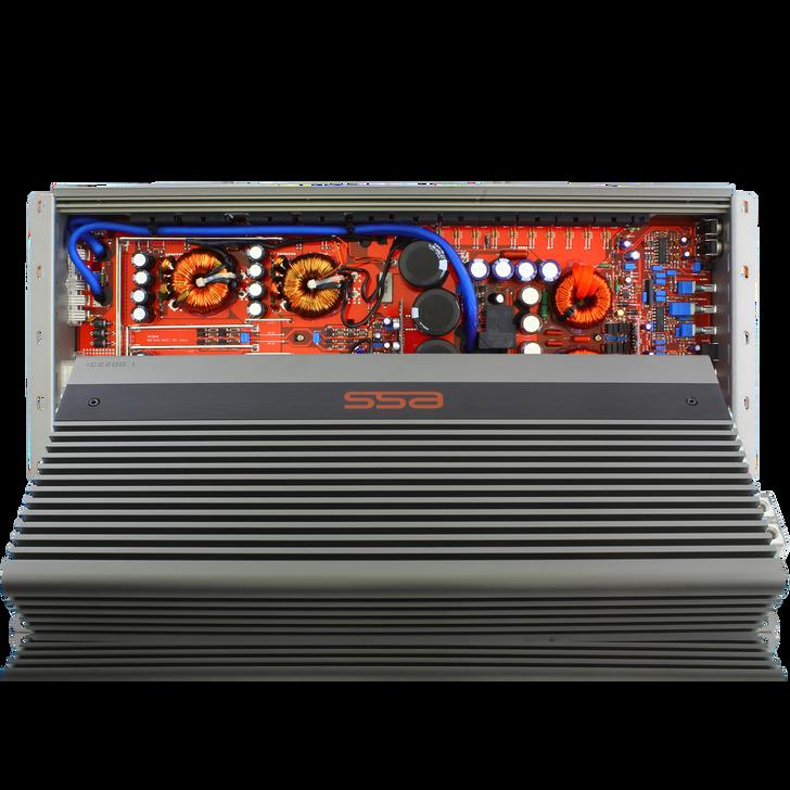 SSA IC2200.1 2200w Mono Block Amplifier