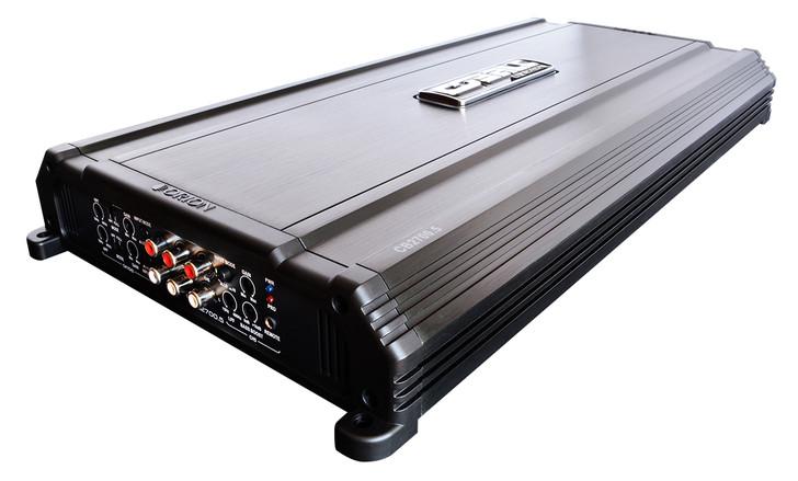 ORION COBALT CB2700.5, CLASS D 1 OHM 5 CHANNEL AMP 2700 WATTS 5400 WATTS MAX