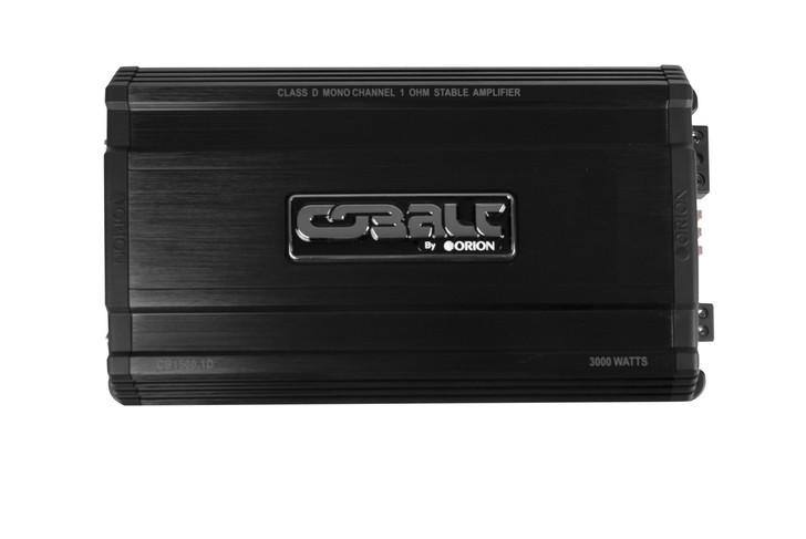 ORION COBALT CB1500.1D, CLASS D AMP 1500 WATTS 1 OHM MONO 3000 WATTS MAX