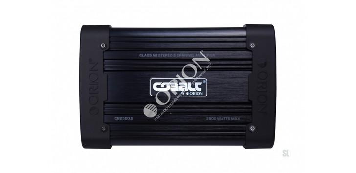 ORION COBALT CB2500.2D, CLASS D AMP 2500 WATTS 1 OHM MONO 5000 WATTS MAX