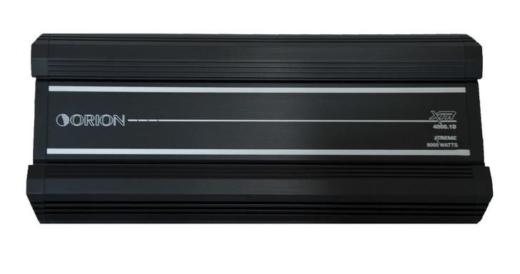 ORION XTR XTR4000.1D, CLASS D AMPLIFIER 4000 WATTS RMS 1 OHM