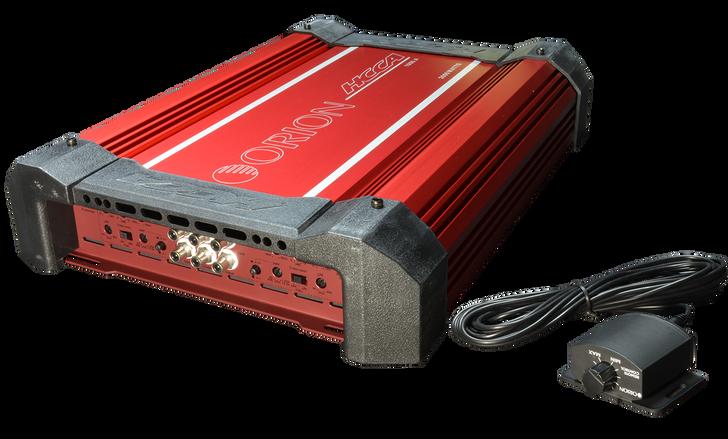 ORION HCCA HCCA1000.4, 4 CHANNEL AMPLIFIER 1000 WATTS RMS