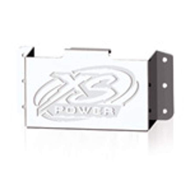 375 series stamped aluminum side mount box without window