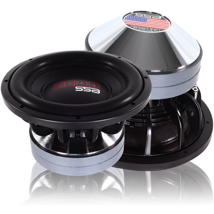 """ZCON 12"""" 2500W Subwoofer by SSA®"""
