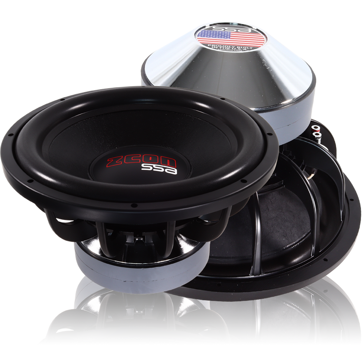 """ZCON 15"""" 2500W Subwoofer by SSA®"""