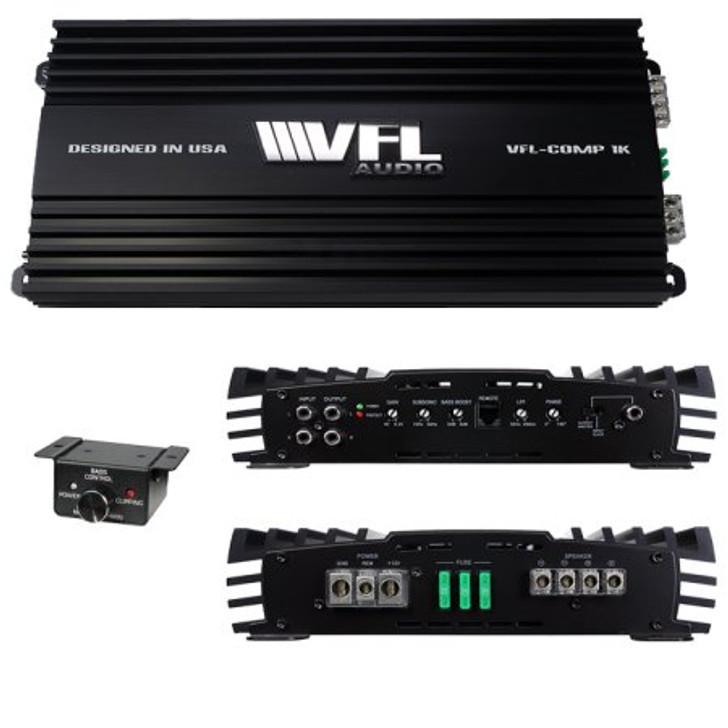 VFL COMP 1K 1000w RMS Mono Block Amplifier