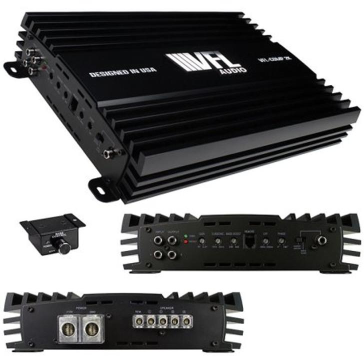 VFL COMP 2K 2000w RMS Mono Block Amplifier