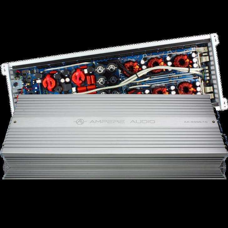 Ampere Audio AA-5000.1 5000w Mono Block Amplifier (New)