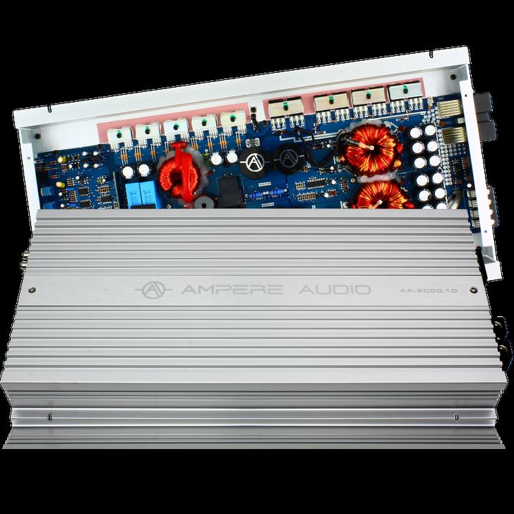 Ampere Audio AA-2000.1 2000w Mono Block Amplifier (New)