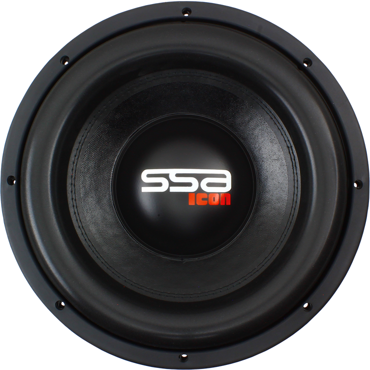 """Recone for ICON 12"""" 1250W Subwoofer by SSA® (New for 2018)"""