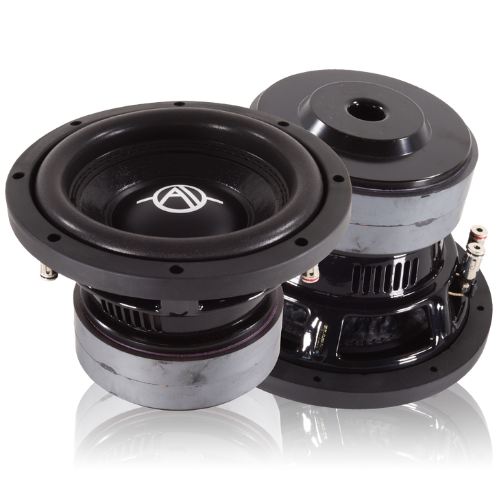 """Ampere Audio-2.0 RVE 8"""" 300w RMS Subwoofer"""