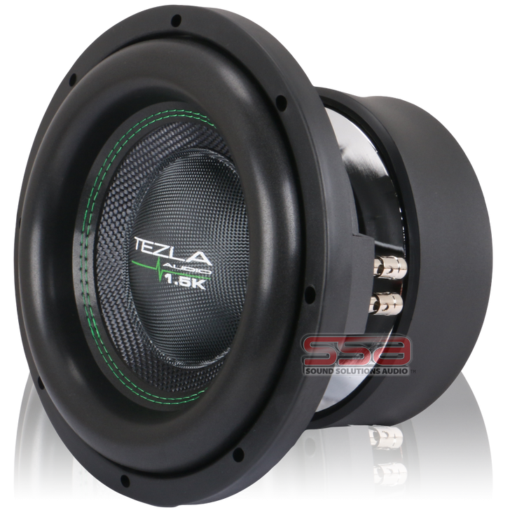 """10"""" 1000w RMS Subwoofer 1.5K Series by Tezla Audio"""