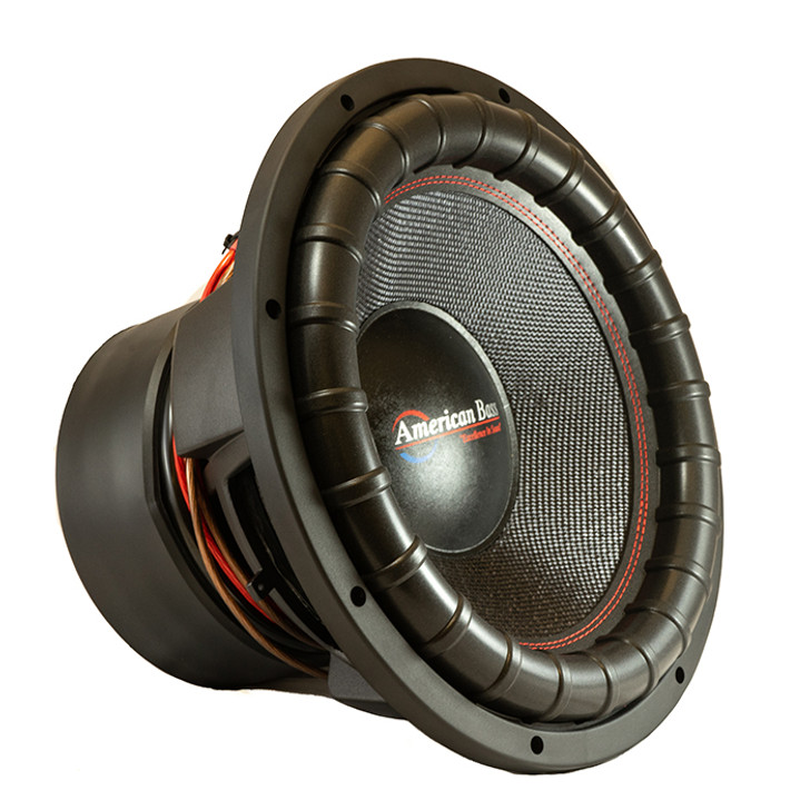 """American Bass Godfather 12"""" subwoofer"""
