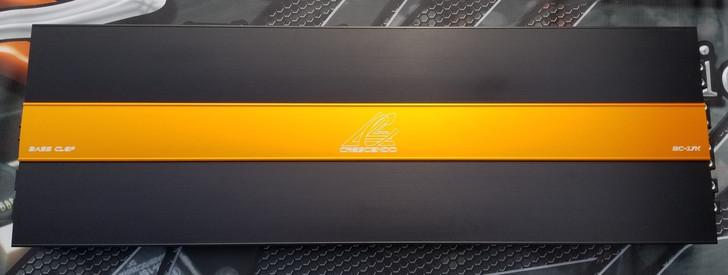 BassClef-17k 17,000w Monoblock Amplifier