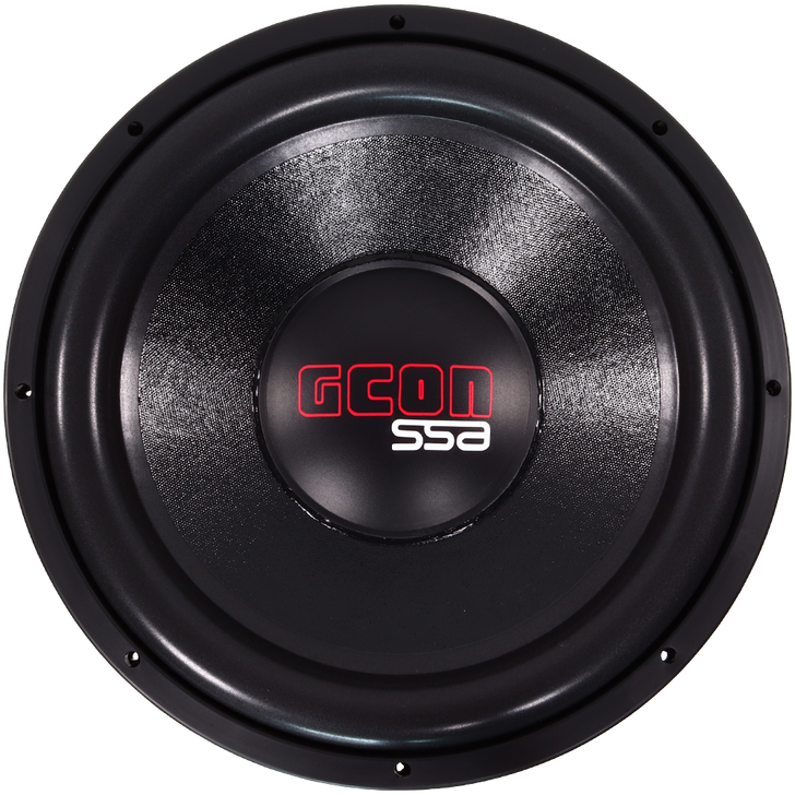 """Recone Kit for GCON 15"""" 950W Subwoofer by SSA®"""