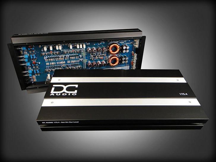DC Audio 175.4 A3 4 Channel Amplifier