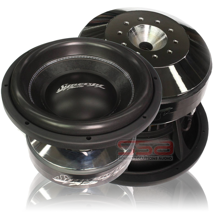 """WFO2K 12"""" 2500w RMS Subwoofer by Synergy Audio"""