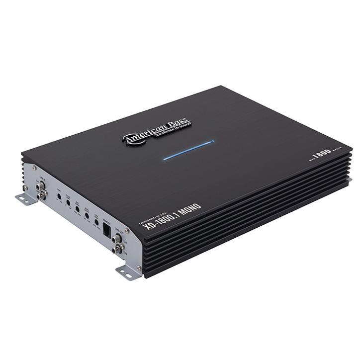American Bass XD-1800.1 Mono Block Amplifier