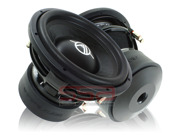 """Ampere Audio AA-3.0v2 12"""" 1500w RMS Subwoofer (Previous Model Leftover)"""