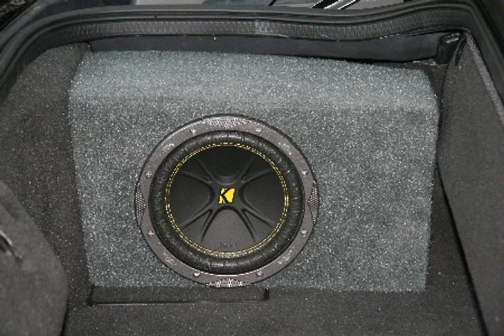 2005-2009 CHEVROLET CORVETTE C6 CONVERTIBLE SUBWOOFER BOXES- PAIR