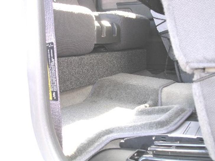 2003-2012 Chevrolet Colorado Crew / GMC Canyon Dual Sub Box