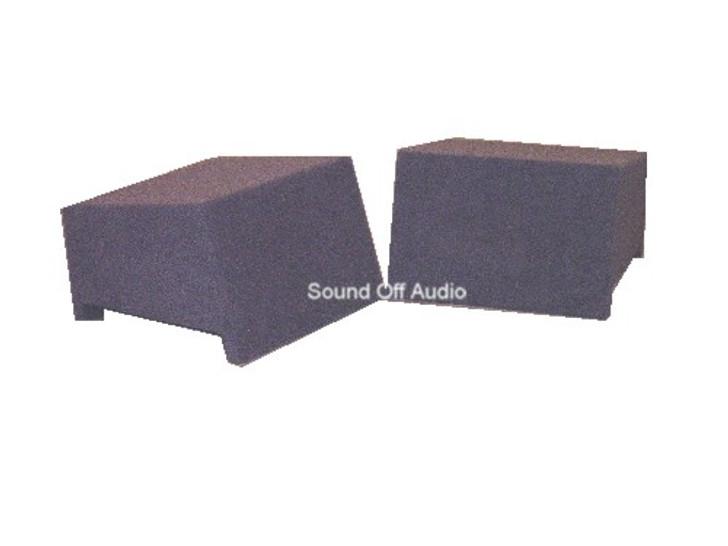 1999-2006 & 07 CLASSIC SILVERADO EXTENDED CAB SUB BOXES-PAIR