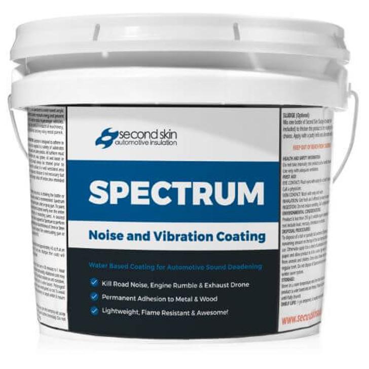Spectrum™ Spray On Deadener - 5 Gallons