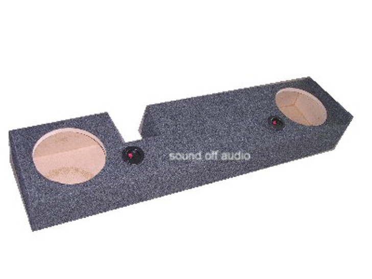 2000-2003 FORD F150 LARIAT EXTENDED CAB DUAL SUB BOX