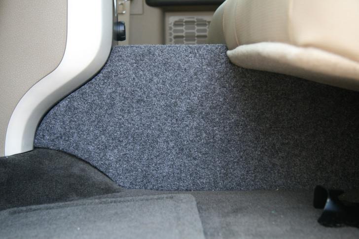 2009-2014 F150 SuperCrew Cab Single Sub Console Box