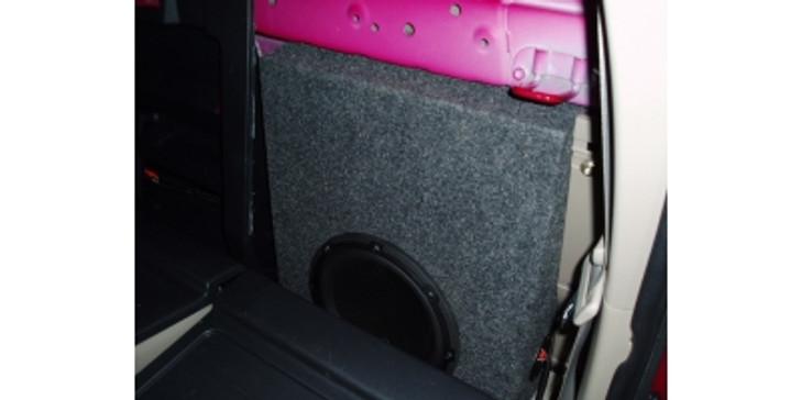 2005-2015 TOYOTA TACOMA DOUBLE CAB SINGLE SUB BOX